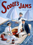 Scott's Jams giclee art print