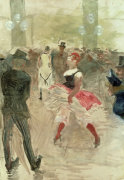 At The Elysee, Montmartre, 1888 giclee art print