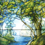 Landscape Window giclee art print