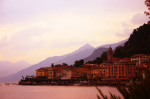 Bellagio at twilight giclee art print