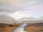 Connemara Bogland giclee art print