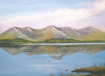 Inagh Reflections giclee art print