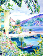 Lake Garda Italy giclee art print
