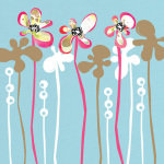 Long Stems giclee art print