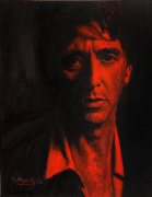 Pacino giclee art print