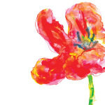Poppy Love giclee art print
