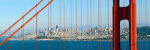 San Francisco - Golden Gate Bridge giclee art print