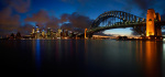 Sydney Harbour Bridge II giclee art print