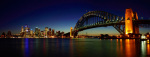 Sydney Harbour Bridge III giclee art print