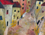 The Old Street giclee art print