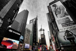 Times Square - Dynamic giclee art print