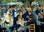 Ball at the Moulin de la Galette, 1876 giclee art print