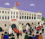 Changing the Guard giclee art print
