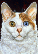 Minette, 1996 giclee art print