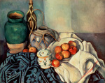 Still Life with Apples, 1893 giclee art print