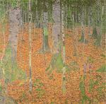The Birch Wood, 1903 giclee art print