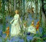 The Fairy Wood giclee art print