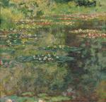 The Waterlily Pond, 1904 giclee art print