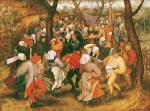 The Wedding Dance, 1607 giclee art print