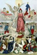 Triumph of the Republic 1875 giclee art print