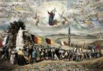 Universal Democratic and Social Republic 1848 giclee art print