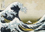 Great Wave of Kanagawa art print