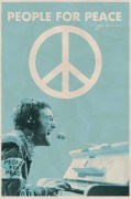 John Lennon (People For Peace) art print