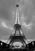 Paris, Eiffel Tower art print