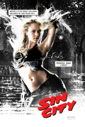 Sin City (Nancy) art print