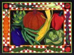 Bountiful Garden giclee art print