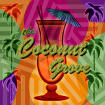 Coconut Grove giclee art print