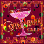 Copacabana Club giclee art print