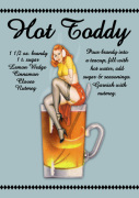 Hot Toddy giclee art print