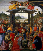 Adoration of the Kings giclee art print