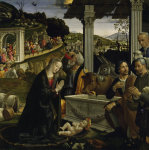 Adoration of the Shepherds giclee art print