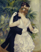 Dance in the City, 1883 giclee art print
