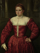 Portrait of a woman from the Fugger Family giclee art print