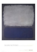 Blue &amp; Gray, 1962 art print