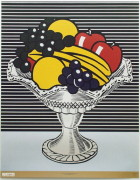 Still Life with Crystal Bowl art print