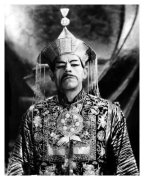 Boris Karloff as Fu Manchu giclee art print