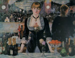 A Bar at the Folies-Bergere giclee art print