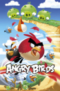 Angry Birds - Attack art print