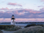 Brant Point Light giclee art print