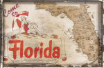 Come to Florida giclee art print