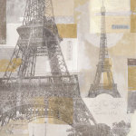 Eiffel Tower III giclee art print