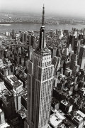 Empire State Building giclee art print