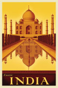 Exotic India giclee art print
