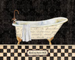 French Bathtub II giclee art print
