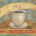 Fresh Brew I giclee art print
