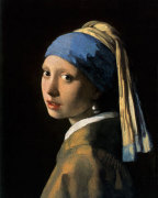 Girl with a Pearl Earring giclee art print